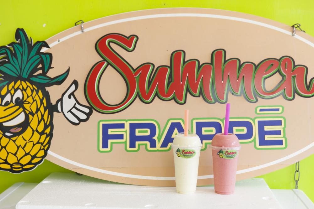 サマー・フラッペ/Summer Frappe