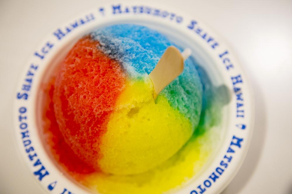 マツモト・シェイブアイス/Matsumoto Shave Ice