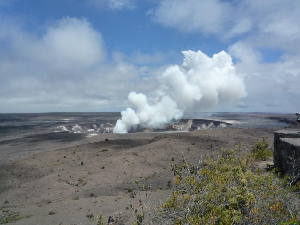 キラウェア火山/Kīlauea Volcano