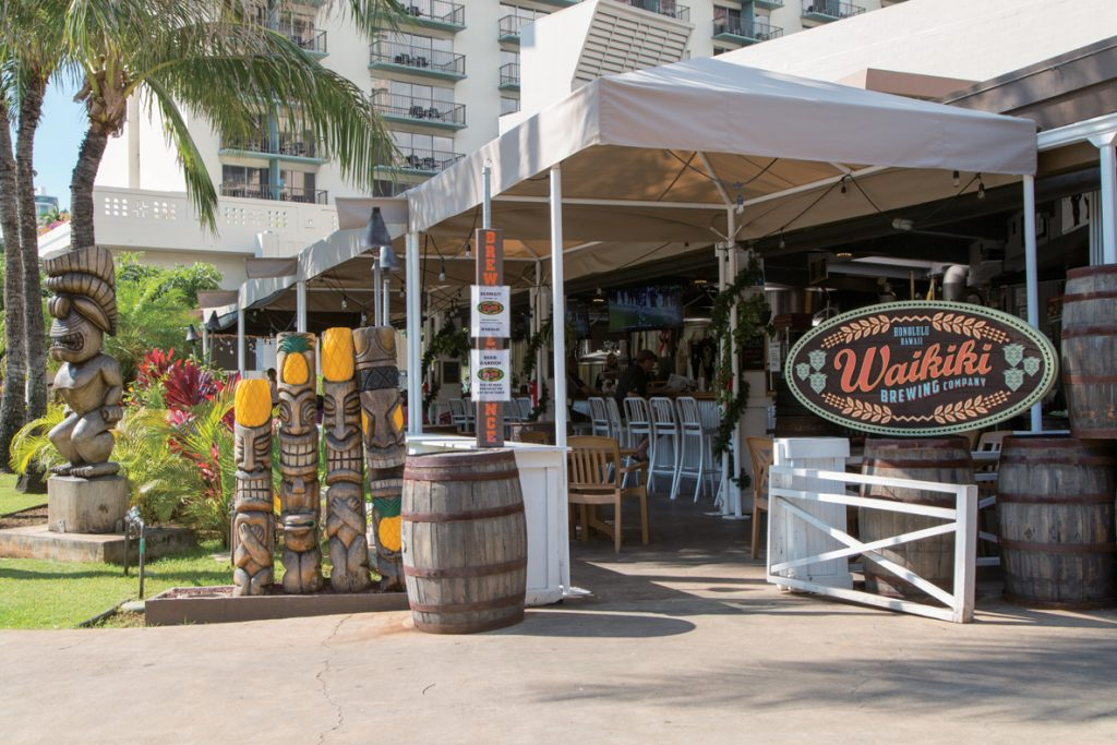 ワイキキ・ブリューイング・カンパニー・ワイキキ/Waikiki Brewing Company