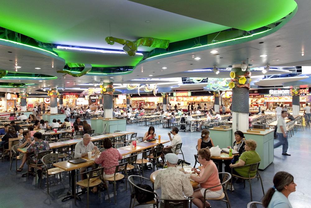 マカイ・マーケット/Makai Market Food Court