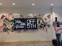 サックス・フィフス・アヴェニューのアウトレット「Saks Off Fifth」でお得にブランド物をゲットしよう!!