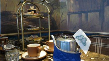 カハラホテル&リゾートの「The Veranda」で優雅にアフタヌーンティー♪