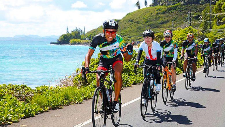 自転車でオアフ島を駆け抜ける『ホノルルセンチュリーライド』一般エントリー受付中!