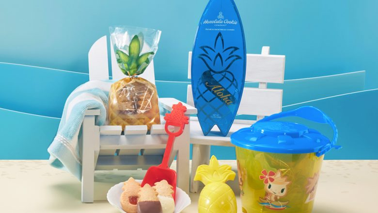 「ホノルル・クッキー・カンパニー」明るく色鮮やかな2018 年夏の新パッケージを発表