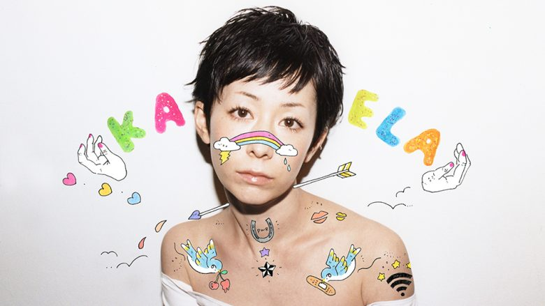 木村カエラさんがJALホノルマラソン2018オフィシャルアーテストに決定!