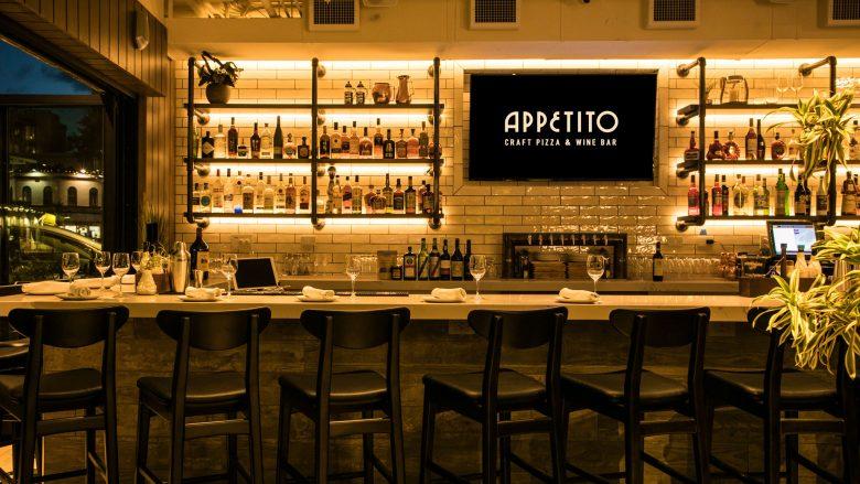 アペティート・クラフトピザ&ワインバー/APPETITO CRAFT PIZZA & WINE BAR