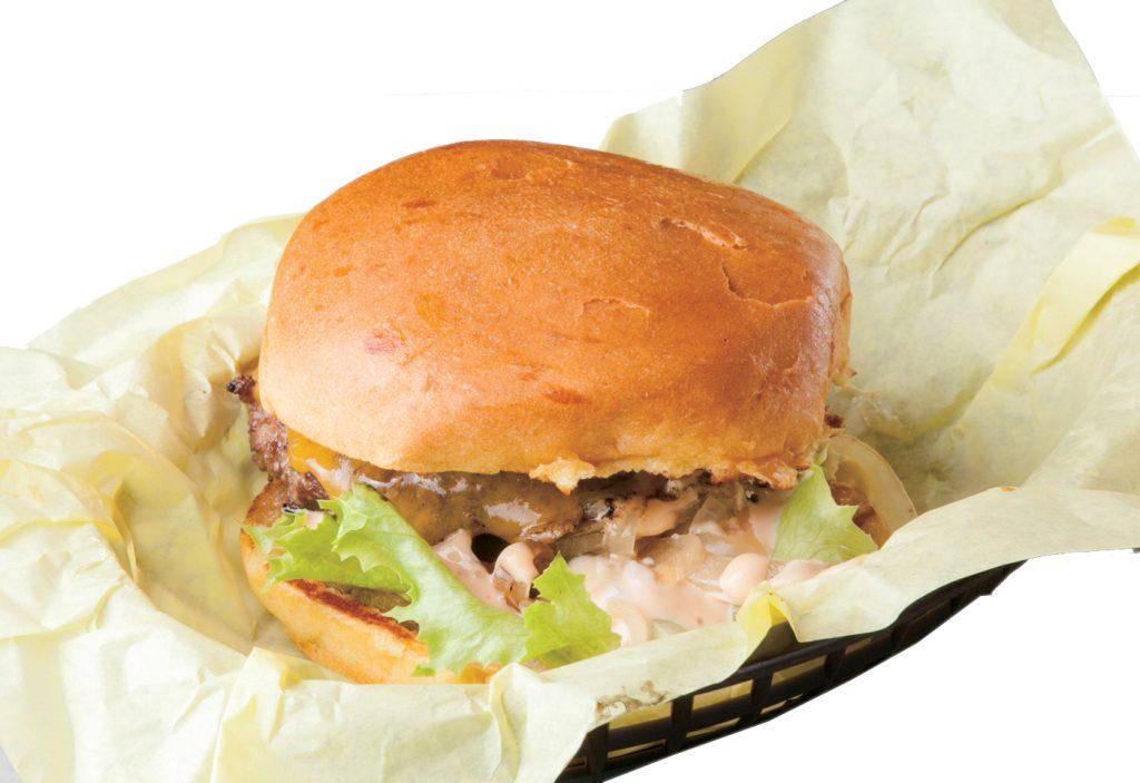 マハロハ・バーガー/Mahaloha Burger