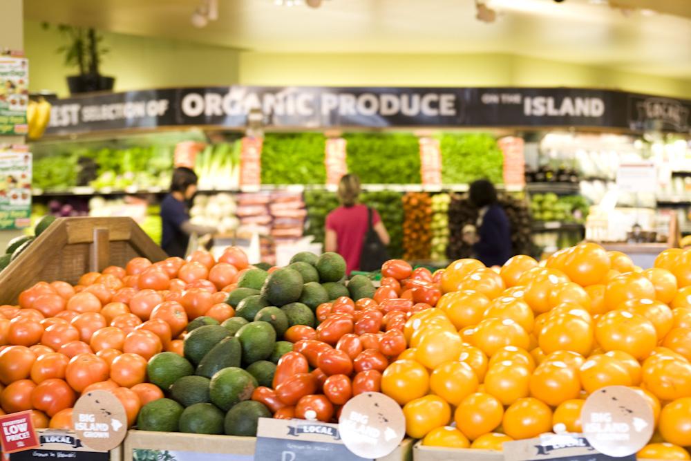 ホールフーズ・マーケット(カハラ店)/Whole Foods Market