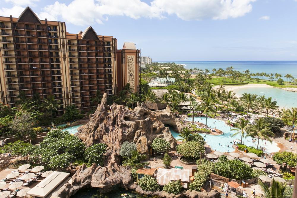 アウラニ ディズニーリゾート&スパ/Aulani, a Disney Resort & Spa