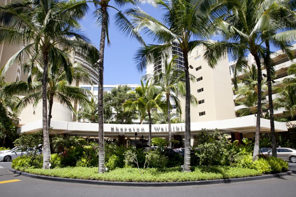 シェラトン・ワイキキ/Sheraton Waikiki