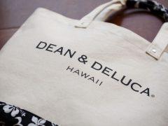 行列必至!DEAN&DELUCAのハワイ限定トートバッグが大人気♪