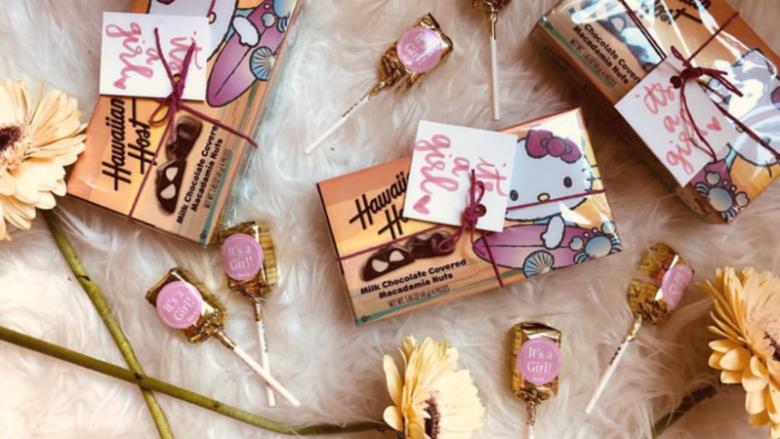 ハワイの定番お土産ハワイアンホースト♪ハローキティのパッケージが可愛い!