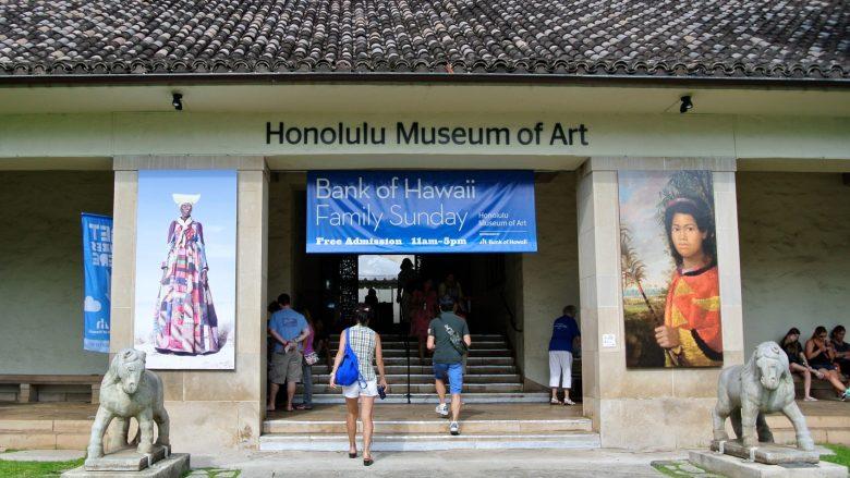 ハワイひとり旅女子におすすめ!「ホノルル美術館」でアートに触れよう!
