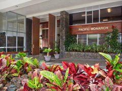 ハワイ一人旅女子におすすめ!アクア パシフィック モナークでセレブ気分!