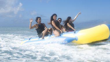 ハワイの海を思いっきりたのしもう!アクティビティが楽しめるビーチ3選
