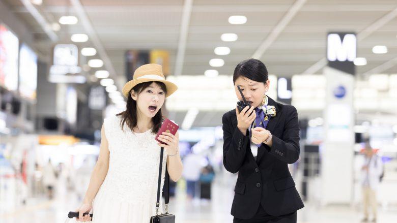 ハワイ女子ひとり旅でも安心!飛行機キャンセル時のトラブル対応法!