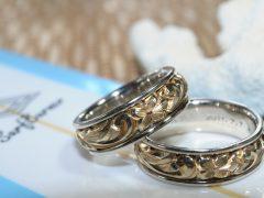 結婚指輪もハワイアンジュエリーで!オーダーメイドで世界にひとつだけの指輪が作れるお店5選