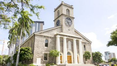 ハワイの可愛い教会5選