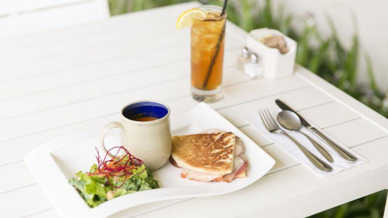 スポルディング・ハウス・カフェ/Spalding House Café