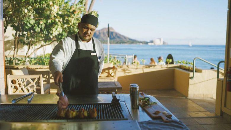 ハワイでBBQ!手ぶらでバーベキュー気分を味わってみない?