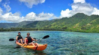 ハワイの大自然に囲まれて♪レインフォレストカヤック体験記