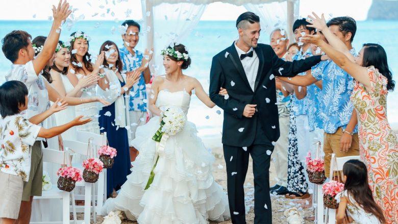 思い出に残るウエディングを♪ハワイで人気の結婚式場3選