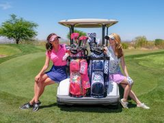 LaniLaniハワイ女子ゴルフ部発!ゴルフウェアにはハワイ感を取り入れて♡