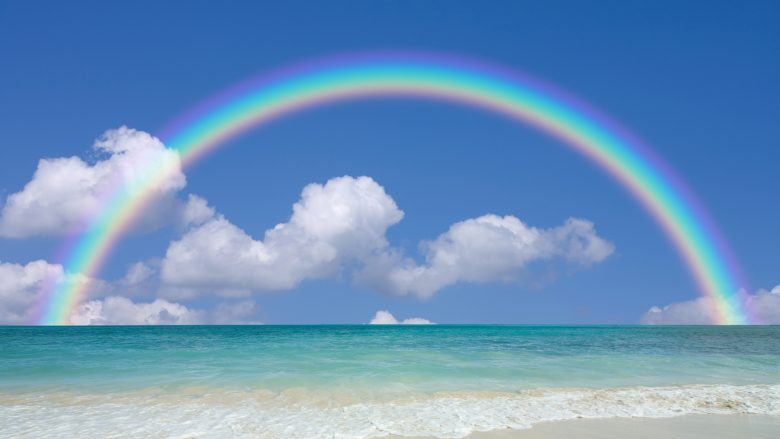 10月~4月のハワイは雨季!虹に出会えるチャンスはいつ?