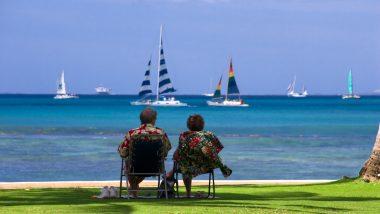 今ハワイで流行ってる!シニアホームステイの実態