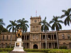 イオラニ宮殿見学体験記!ハワイへの想いがより深まりました。