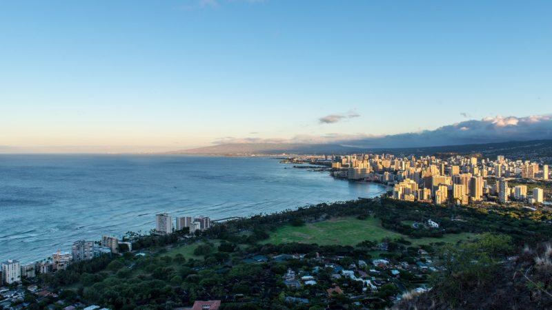 ワイキキから徒歩で行ける!ハワイのパワースポット3選