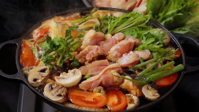 ハワイの伝統料理「チキンヘッカ」 、秋冬限定でアロハテーブルに登場!
