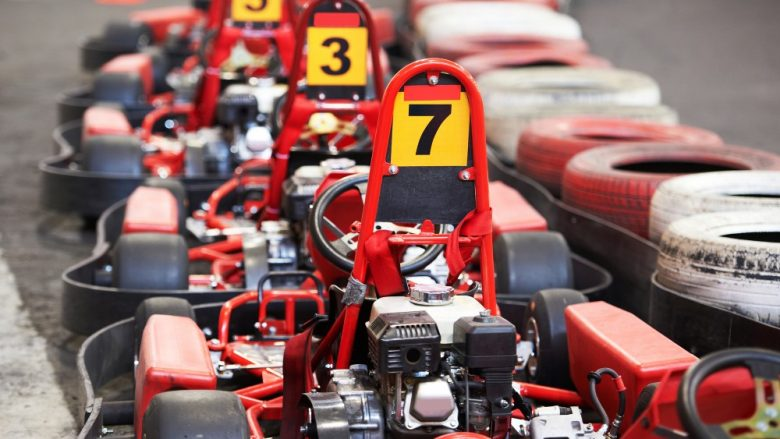 モータースポーツで白熱!「K1 スピード/K1 Speed」でレーシングカートをたのしもう
