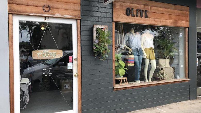 10周年を迎えたカイルアの人気ブティック「オリーブ・ブティック/Olive Boutique」でお買い物♪