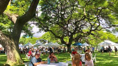 ハワイのベジタリアンやビーガンが集まる野菜の祭典、ベジフェスタ