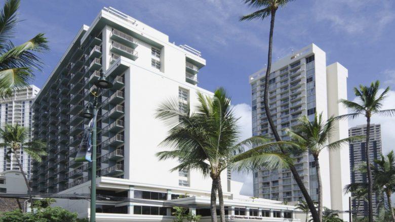 ハワイ女子ひとり旅におすすめのホテル!ダブルツリー by ヒルトン・アラナ - ワイキキ・ビーチ/DoubleTree by Hilton Alana - Waikiki Beach