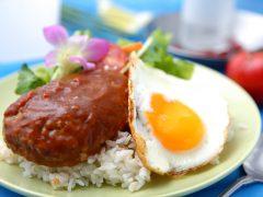 ハワイのソウルフードを自宅でも!おうちで作れる簡単ロコモコレシピ♪
