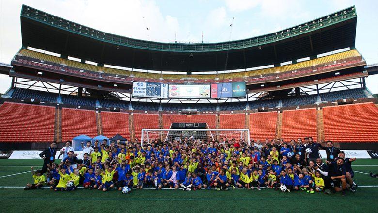 Keiki Soccer Clinic で見た、ハワイでのサッカーの可能性とは