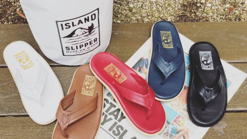 アイランド・スリッパー/Island Slipperのサンダル!メイド・イン・ハワイの上質な履き心地を体感しよう