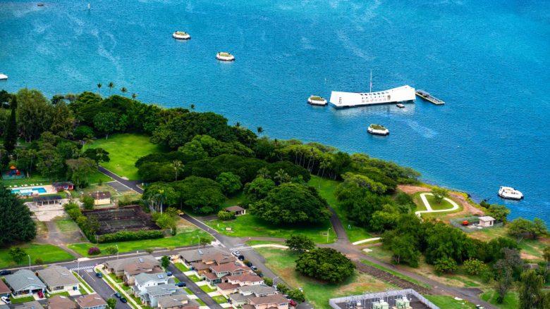 日本人に出会わないオアフの観光スポット「パールハーバー/Pearl Harbor」