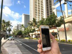 もしもの時もこれで安心!ハワイのスマホ充電スポットや子連れハワイに嬉しい情報をお届け