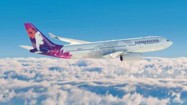 2019年8月、ハワイアン航空が新千歳-ホノルル線を増便します!