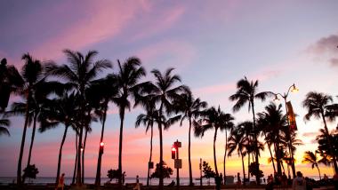 キレイになってハワイへ行こう!キャンペーン開始