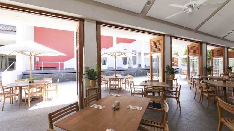 ホノルル美術館カフェ/Honolulu Museum of Art Café