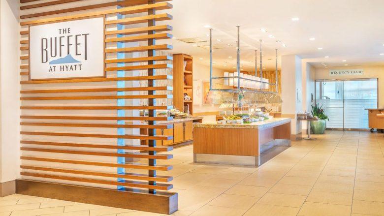 「ザ・ブッフェ・アット・ハイアット/The Buffet at Hyatt」の豪華ディナーは女子ひとり旅にも超オススメ♡