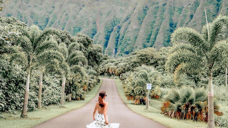 ホオマルヒア植物園/Hoomaluhia Botanical Garden