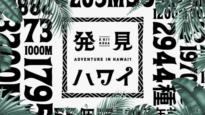 2019年ハワイ州観光局の新プロモーション「発見ハワイ」がスタート!