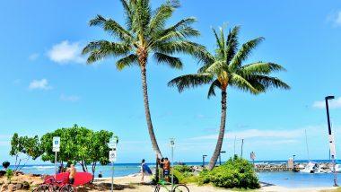 ハワイを自転車で旅しよう♪1日遊んだ体験記