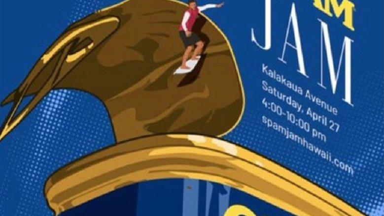 4月27日開催!ワイキキ・スパム・ジャムで盛り上がろう♪